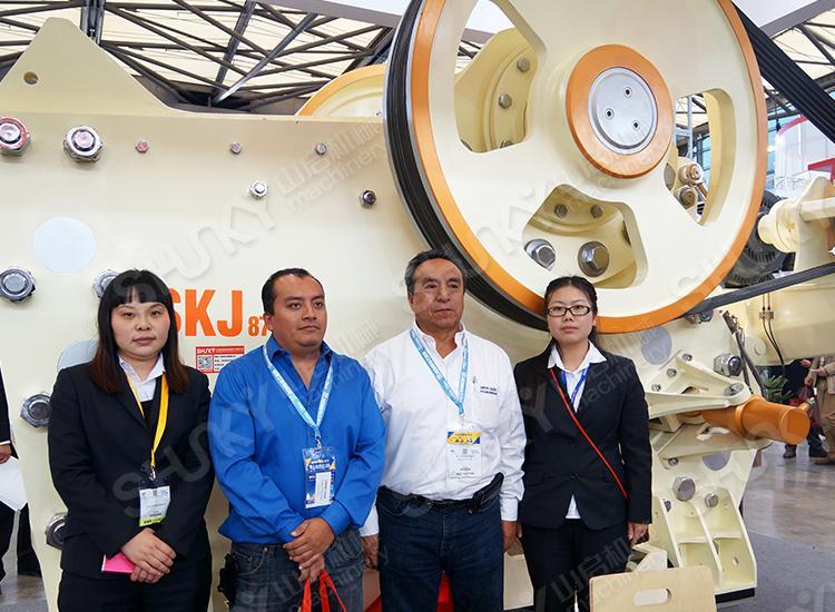 2014上海宝马展国贸客户来访团